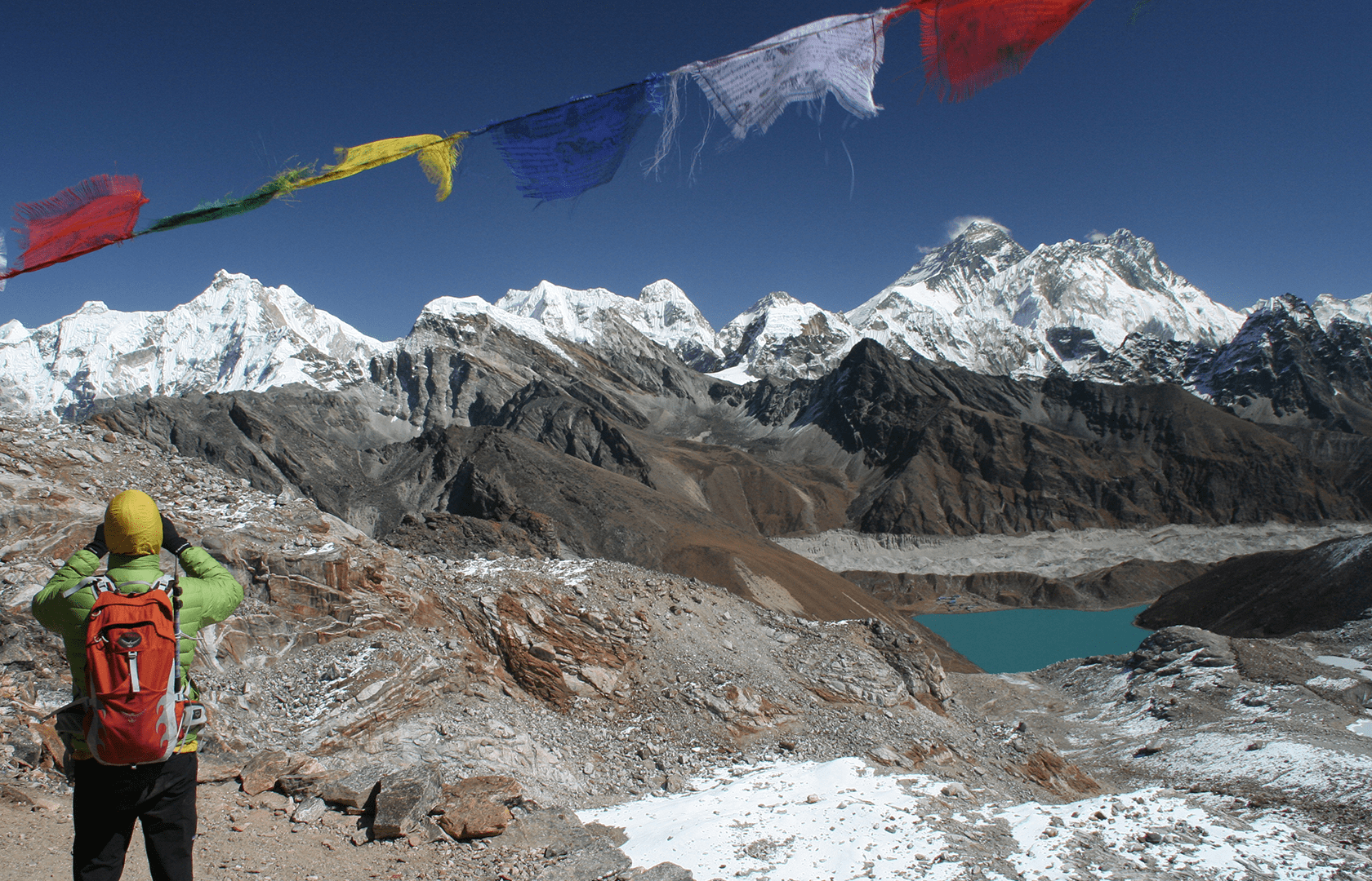 Gokyo Renjo-La Pass Trekking is one of the challenging trekking in Everest Region which lets you go to Everest Base Camp, escaping from the mainstream trekking trail. This trekking experience will give you an exclusive experience in your journey to the Everest Base Camp. Gokyo Renjo-La Pass Trekking has its attractive features on its way, away from the crowd.