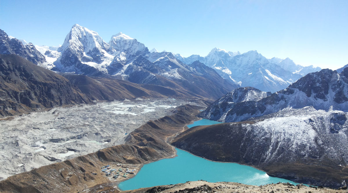 Arun Valley Trek Gokyo Valley Trekking
