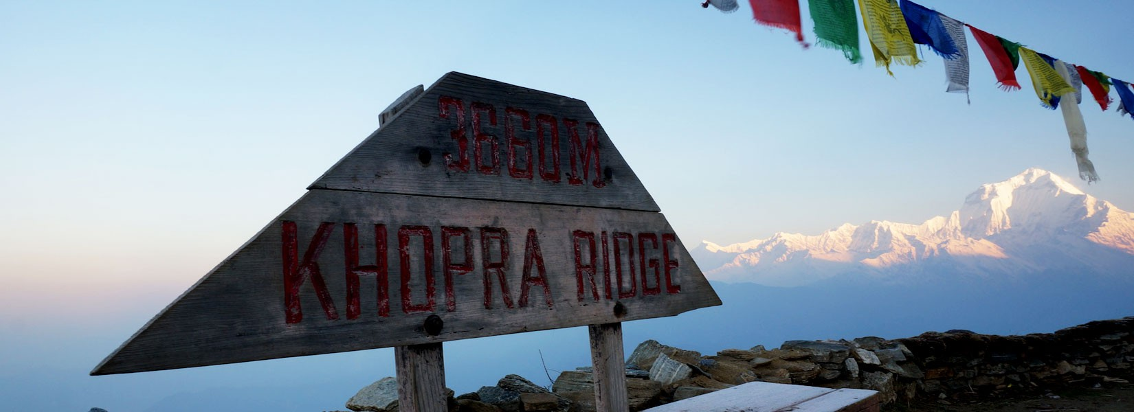 Khopra Ridge Trek